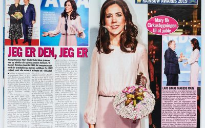 Bo Büll i Billed-Bladet 11. april 2019