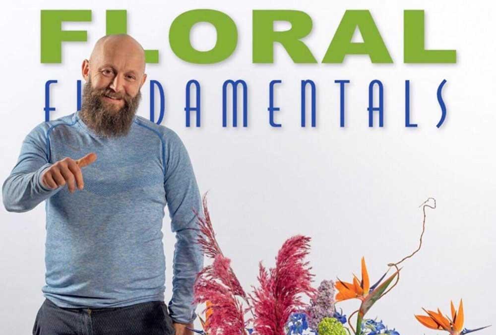 Bo Büll i Floral Fundamentals juni 2019