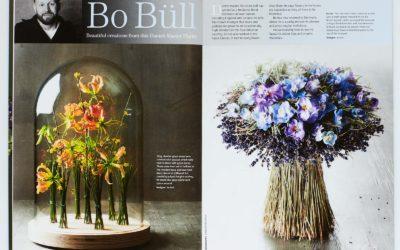 Bo Büll i The Flower Arranger Sommeren 2016