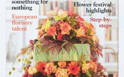 Bo Büll i The Flower Arranger Efteråret 2016