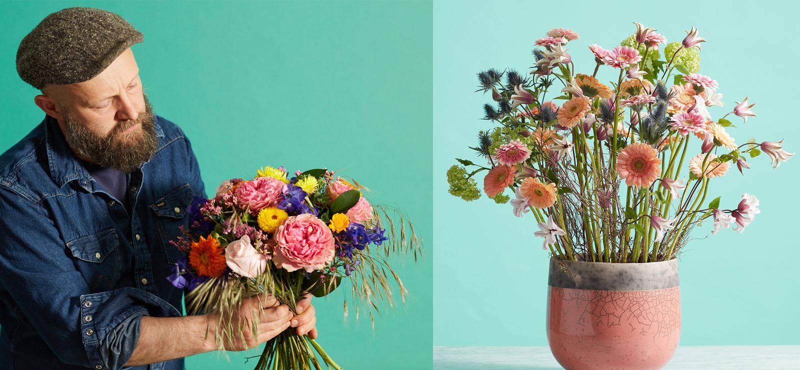 Bo Bülls online blomsterbinder kurser