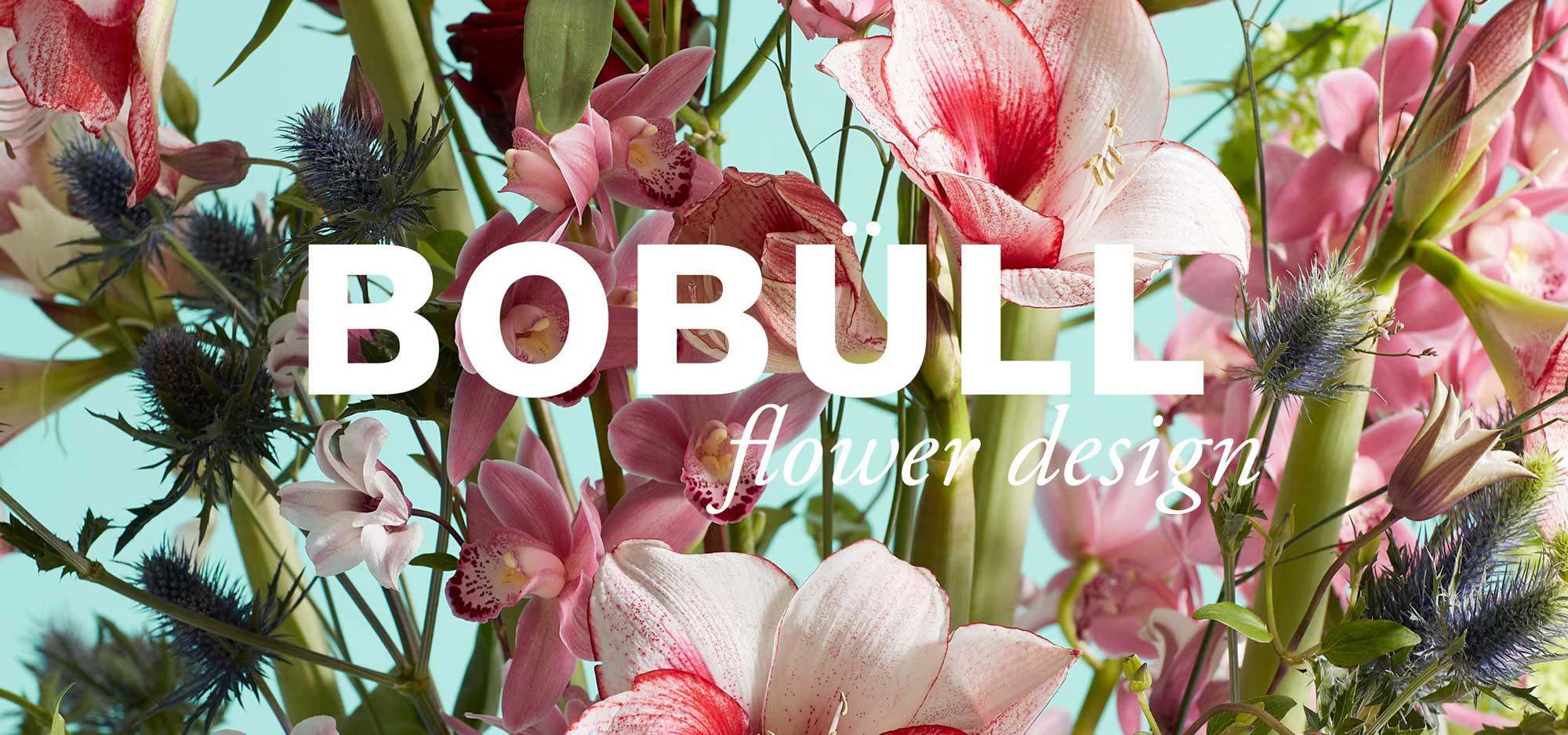 Bo Bülls online blomsterbinder kursus