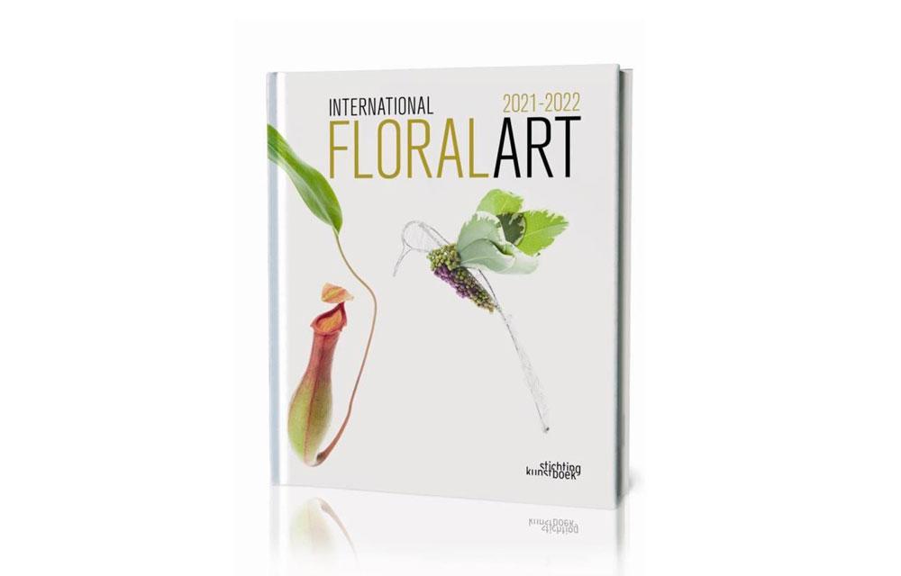 Bo Büll i International Floral Art 2021/2022